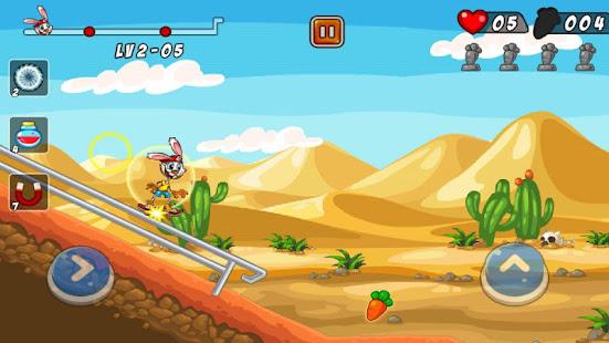 Bunny Skater v1.7 screenshots 2
