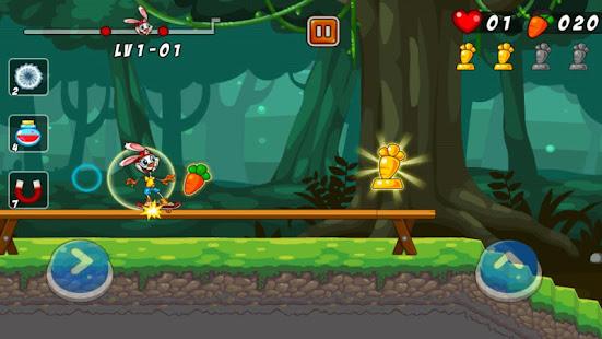 Bunny Skater v1.7 screenshots 3