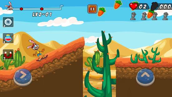 Bunny Skater v1.7 screenshots 5