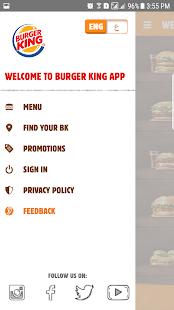 Burger King Arabia v4.7.2 screenshots 2