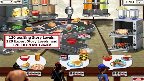 Burger Shop 2 v1.2 screenshots 1