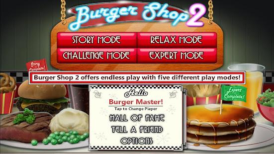 Burger Shop 2 v1.2 screenshots 11