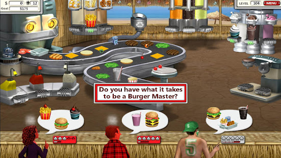Burger Shop 2 v1.2 screenshots 15