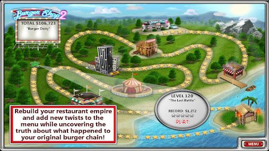 Burger Shop 2 v1.2 screenshots 16