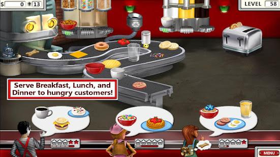 Burger Shop 2 v1.2 screenshots 2