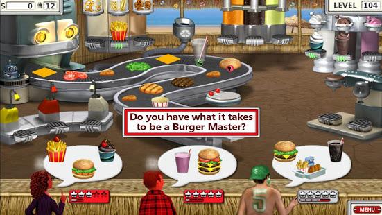 Burger Shop 2 v1.2 screenshots 3