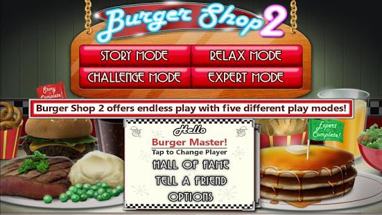 Burger Shop 2 v1.2 screenshots 5