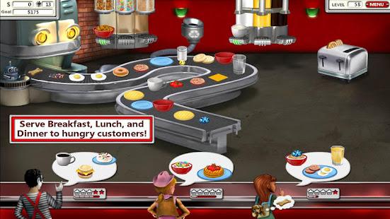 Burger Shop 2 v1.2 screenshots 8