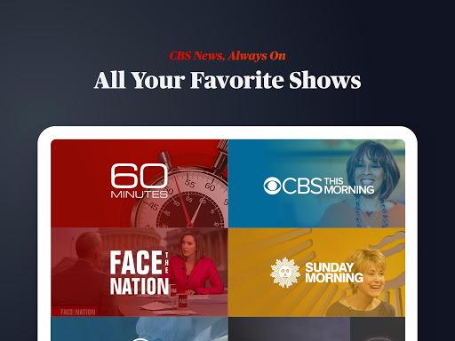 CBS News – Live Breaking News v4.3.1 screenshots 8