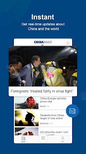 CHINA DAILY – v7.6.1 screenshots 1