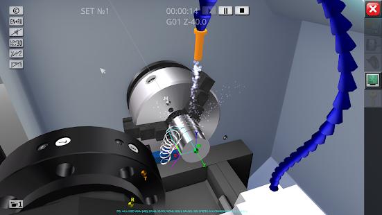 CNC Simulator Free v1.1.8 screenshots 10