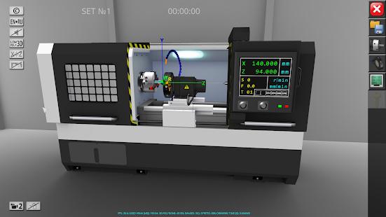 CNC Simulator Free v1.1.8 screenshots 12