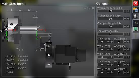 CNC Simulator Free v1.1.8 screenshots 14