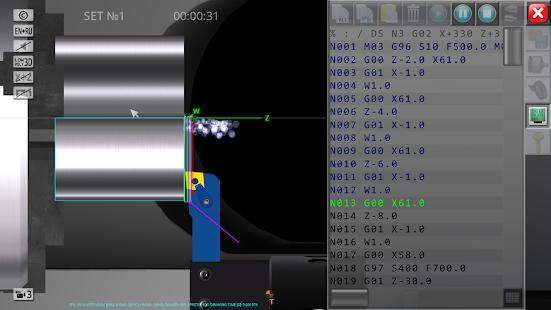 CNC Simulator Free v1.1.8 screenshots 15