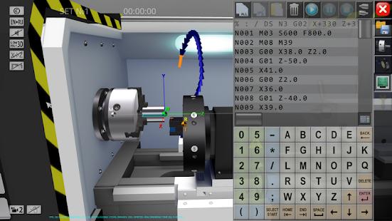 CNC Simulator Free v1.1.8 screenshots 2
