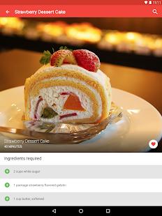 Cake Recipes FREE v11.16.203 screenshots 10