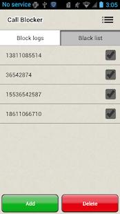 Call Blocker v1.1.52 screenshots 2