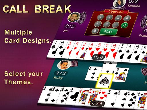Callbreak Ludo Rummy 29 amp Solitaire Card Games v2.8 screenshots 10