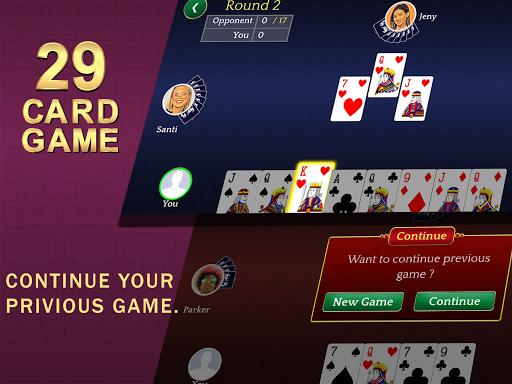 Callbreak Ludo Rummy 29 amp Solitaire Card Games v2.8 screenshots 13