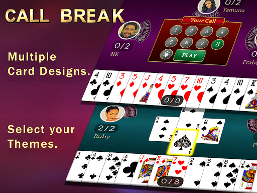 Callbreak Ludo Rummy 29 amp Solitaire Card Games v2.8 screenshots 18