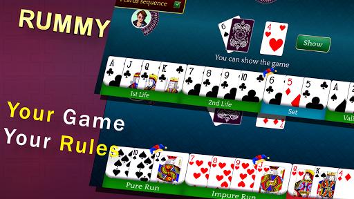 Callbreak Ludo Rummy 29 amp Solitaire Card Games v2.8 screenshots 4
