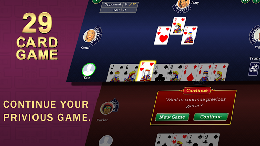 Callbreak Ludo Rummy 29 amp Solitaire Card Games v2.8 screenshots 5