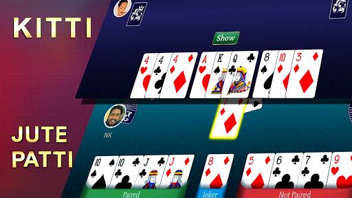 Callbreak Ludo Rummy 29 amp Solitaire Card Games v2.8 screenshots 7