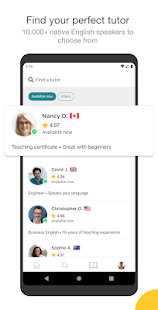 Cambly – English Teacher v4.2.0 screenshots 12