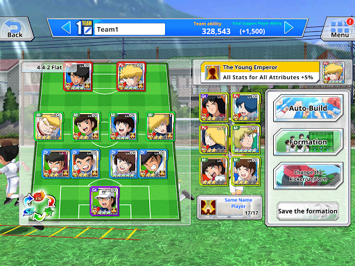 Captain Tsubasa ZERO -Miracle Shot- v2.3.8 screenshots 12