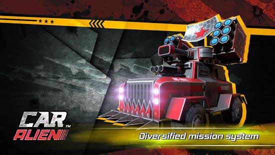 Car Alien – 3vs3 Battle v1.0.9 screenshots 1