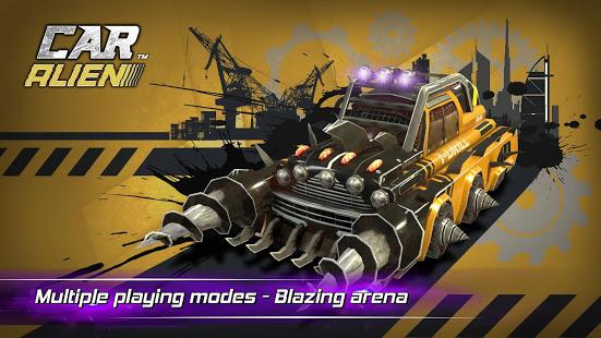 Car Alien – 3vs3 Battle v1.0.9 screenshots 11