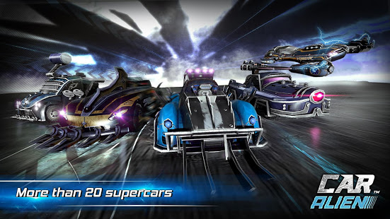 Car Alien – 3vs3 Battle v1.0.9 screenshots 4