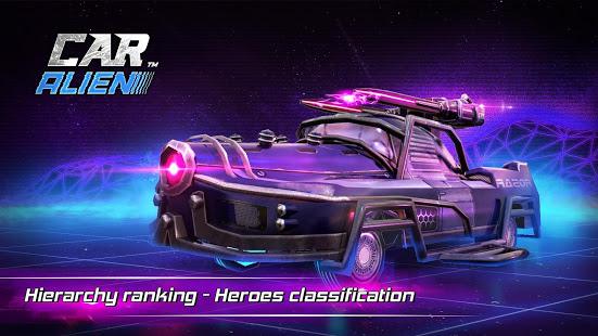 Car Alien – 3vs3 Battle v1.0.9 screenshots 6