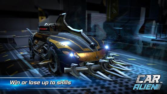 Car Alien – 3vs3 Battle v1.0.9 screenshots 9