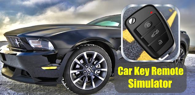 Car Key Lock Remote Simulator v1.17.7 screenshots 1