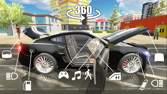 Car Simulator 2 v screenshots 9