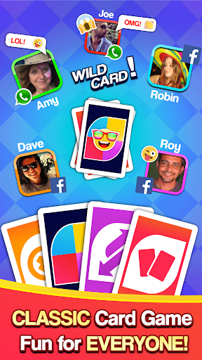 Card Party Uno Online Games with Friends Family v10000000090 screenshots 1