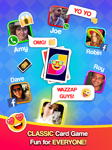 Card Party Uno Online Games with Friends Family v10000000090 screenshots 4