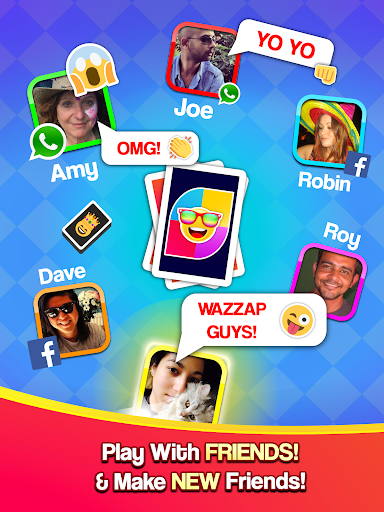 Card Party Uno Online Games with Friends Family v10000000090 screenshots 8