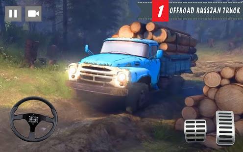 Cargo Truck Driver 2021 – Truck Driving Simulator v screenshots 1