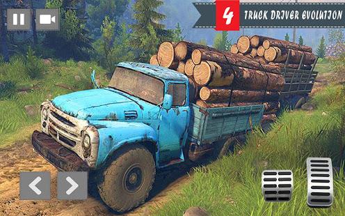 Cargo Truck Driver 2021 – Truck Driving Simulator v screenshots 4