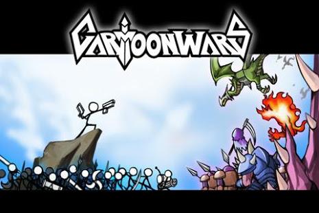 Cartoon Wars v screenshots 1