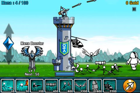 Cartoon Wars v screenshots 2