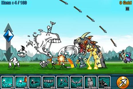 Cartoon Wars v screenshots 3
