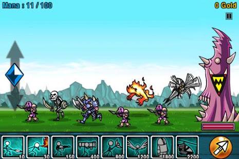Cartoon Wars v screenshots 4