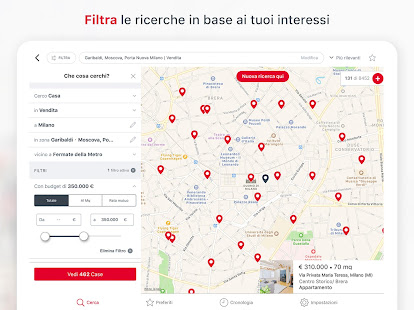 Casa.it Vendita e Affitto Case v3.7.0 screenshots 9