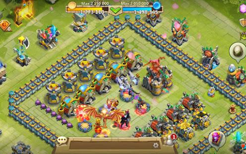 Castle Clash Quyt Chin-Gamota v1.5.9 screenshots 18