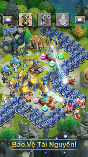 Castle Clash Quyt Chin-Gamota v1.5.9 screenshots 3