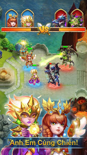 Castle Clash Quyt Chin-Gamota v1.5.9 screenshots 4