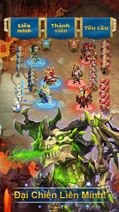 Castle Clash Quyt Chin-Gamota v1.5.9 screenshots 5